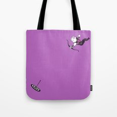 The Ever-Unchanging Clint Barton Tote Bag