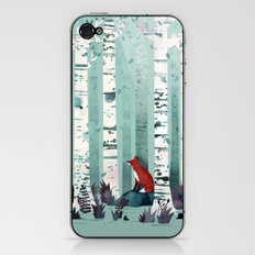 The Birches iPhone & iPod Skin