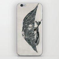 Oh Hai iPhone & iPod Skin