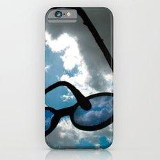 Hello World! iPhone 6 Slim Case
