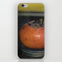 Persimmon Still Life iPhone & iPod Skin