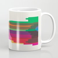 Shapes Of Philadelphia A… Mug