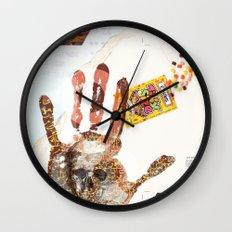 Prescience Wall Clock