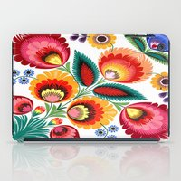 Slavic Folk Pattern iPad Case