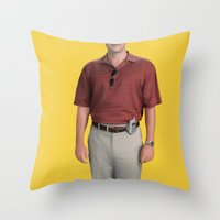 Little Miss Sunshine - R… Throw Pillow