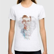 T-shirt featuring Stromae (Watercolor) by Eleaxart