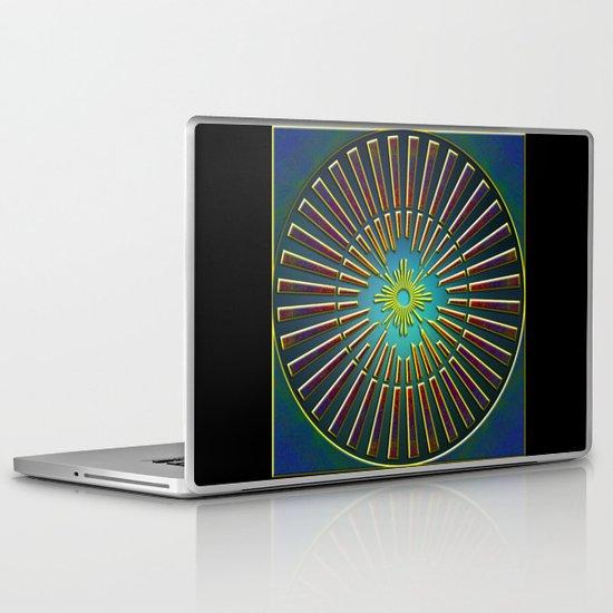 Mandala 11 Laptop & iPad Skin