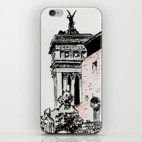 The lovers of the Capitoline Hill - Rome iPhone & iPod Skin