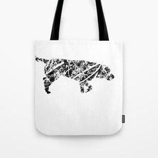 Labrador Scribble Tote Bag