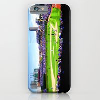 iPhone & iPod Case featuring Wrigley Field by Rick Cohen