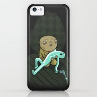 iPhone 5c Cases featuring Please God Nooo! by Krzysztof Kaluszka