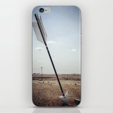 Stick 'em With the Pointy End iPhone & iPod Skin
