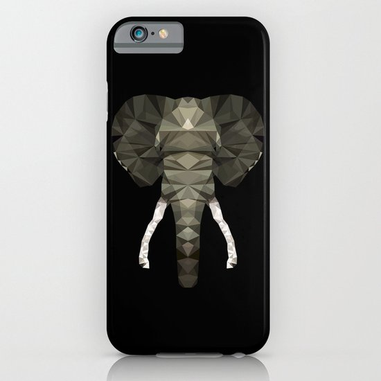 Polygon Heroes - The Destroyer iPhone & iPod Case