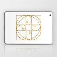 Golden Sprout Laptop & iPad Skin