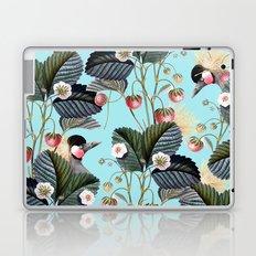 Strawberry Brush Hide-Out #society6 #decor #buyart Laptop & iPad Skin