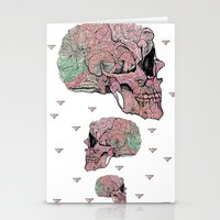 life in cycles Stationery Cards