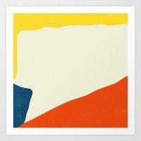 minimalist Art Prints featuring Minimalist by jonrogershmwrk