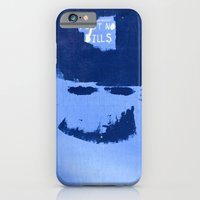 iPhone & iPod Case featuring Post No Bills, but smile while doing it by Michael Moreno