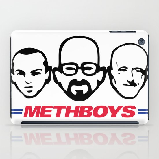Meth Boys iPad Case