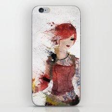 Lilith iPhone & iPod Skin