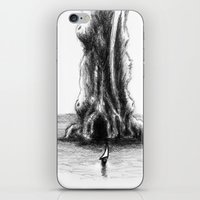 Sea Tree iPhone & iPod Skin