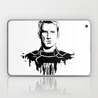 Avengers In Ink: Captain… Laptop & iPad Skin