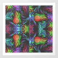 fanapple pinetasia Art Print