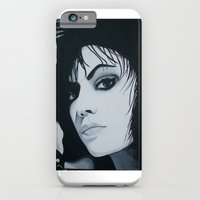 iPhone & iPod Case featuring Joan Muse by ByrneDarkly