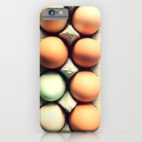Eggs iPhone 6 Slim Case