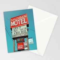 Madigan Motel Stationery Cards