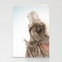 -Assassin 1476- Stationery Cards