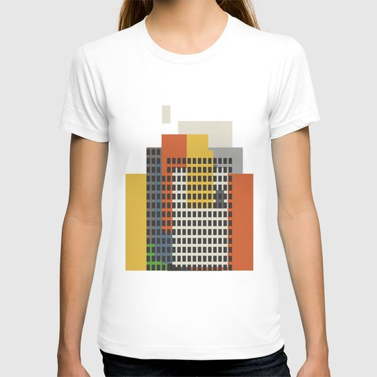 architecture and morality T-shirt