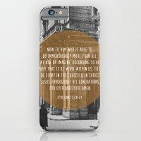 Ephesians 3:20-21 iPhone 6 Slim Case