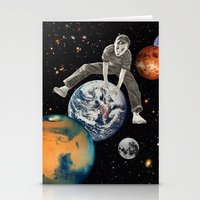Star Hopper Stationery Cards