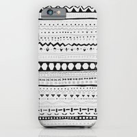 iPhone & iPod Case featuring Pattern #1 by James Docherty