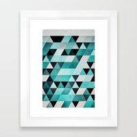 Syb Zyyro Framed Art Print