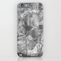 Abstract Concrete Grunge iPhone 6 Slim Case