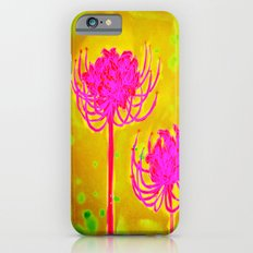 Spider Lily Flowers iPhone 6s Slim Case