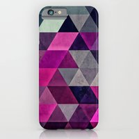 iPhone & iPod Case featuring hylyoxrype by Spires