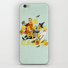Be Dandy Eat Candy iPhone & iPod Skin