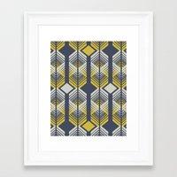 De-Lux Framed Art Print