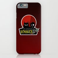 The Adventures of Bat man and Rob Zombie iPhone 6 Slim Case