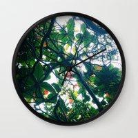 skylight Wall Clock