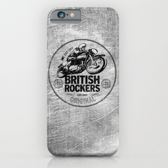 British Rockers 1967 iPhone & iPod Case