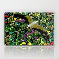 Swallow tailed Kite Laptop & iPad Skin