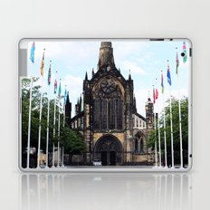 medieval glasgow Laptop & iPad Skin