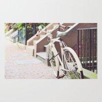 Bike Alongside Stoops In… Rug