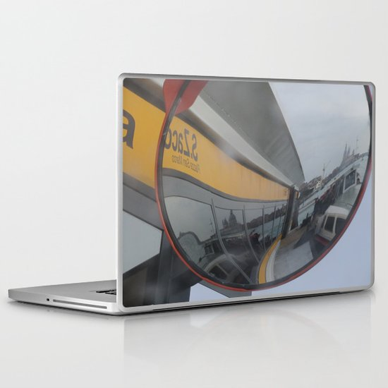 Mirror, mirror... Laptop & iPad Skin