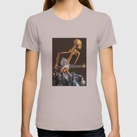 Todays Environment Womens Fitted Tee Cinder SMALL