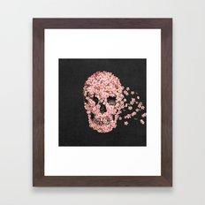 A Beautiful Death  Framed Art Print